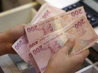 Bütçe şubatta 2.4 milyar lira fazla verdi