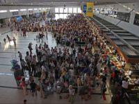 Havayolu yolcu sayısı yüzde 8 arttı