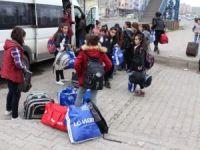 Telafi eğitim alan öğrenciler geri döndü
