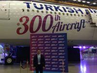 THY'nin 300'üncü uçağına GE güç veriyor