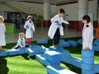 Bursa'da tatil bilimle iç içe geçti