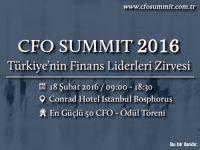 Türkiye'nin Finans Liderleri bir araya geliyor
