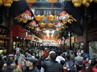 Çin'de 'maymun yılı' kutlanıyor