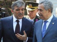 Gül ve Arınç Ankara'da buluştu