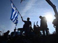 Yunanistan'daki grev Türk nakliyeciyi olumsuz etkiledi