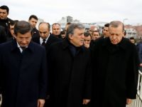 Devletin zirvesi Gül'ü yalnız bırakmadı