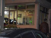 İstanbul'da kahvehaneye saldırı: 1 yaralı