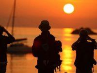 Turizm gelirleri ikinci çeyrekte yüzde 36 düştü
