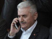Başbakan Yıldırım, CHP ve MHP'den destek istedi