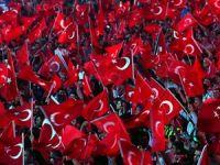 Türk bayrağına talep arttı