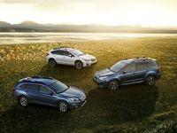 """Subaru'nun 3 modeline """"En İdeal SUV"""" ödülü"""