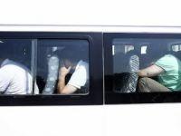Tutuklu sayısı 3 binin üzerine çıktı