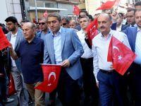 'Cumhuriyet ve Demokrasi'ne Ak Parti de katıldı