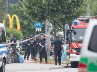 Almanya'da patlama: 1 ölü, 12 yaralı