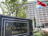 Kültür ve Turizm Bakanlığı'nda 110 kişi açığa alındı