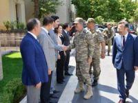 Genelkurmay Başkanı Diyarbakır'da