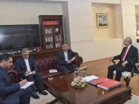 Kılıçdaroğlu, İran'ın Ankara Büyükelçisi Fard ile görüştü