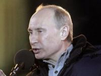 Seçimin galibi Putin