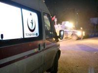 Hakkari'de polise saldırı: 1 yaralı