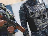 Irak'ta 25 polis öldürüldü