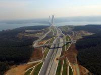 3. Köprü ile birlikte bağlantı yolları da açılıyor