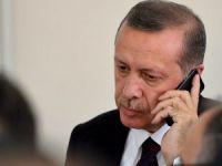 Erdoğan, Mattarella ile görüştü