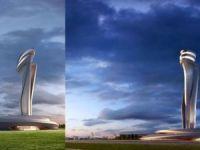 İstanbul Yeni Havalimanı Hava Trafik Kontrol Kulesine ödül