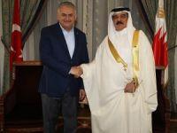 Başbakan Yıldırım, Bahreyn Kralı ile görüştü