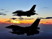 TSK, IŞİD ve PKK hedeflerini vurdu