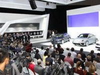 LA Auto Show 2013 başladı