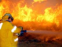 Gaziantep OSB'de yangın