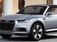 Audi Q1, 2016'da üretime giriyor