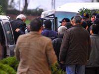 Balyoz'da emekli askerler adliyede