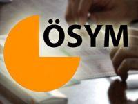ÖSYM'den 'elektronik deneme sınavı'