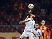 Galatasaray 'Umut'la bitirdi