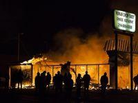 Ferguson'da şiddet yeniden tırmanıyor