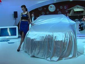 Toyota'nın geleceği MIRAI