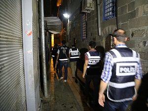 850 polisle asayiş uygulaması