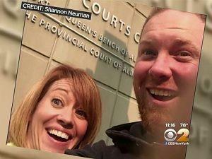 Bu da ''boşandık, mutluyuz'' selfie'si