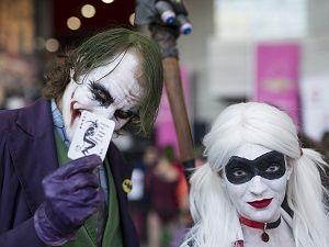 Süper Kahramanlar diyarı Comic Con başladı