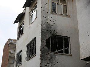 Olay Yeri İnceleme Heyeti'ne saldırı kamerada
