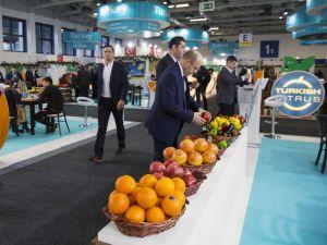 Berlin'de Fruit Logistica Fuarı başladı