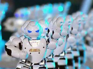 540 robotluk dans ekibi