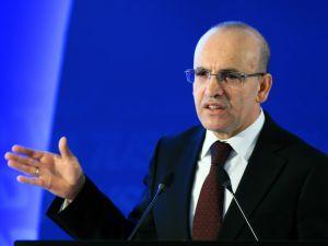 Başbakan Yardımcısı Şimşek'ten enflasyon hedefi açıklaması