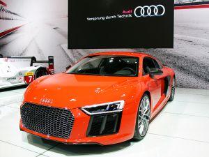 Kanada Autoshow 2016 mest etti