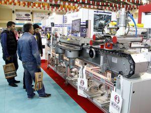 2. Tekstil Makinaları Fuarı açıldı