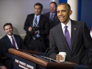 """Obama: """"Lisedeyken haylaz öğrenciydim"""""""