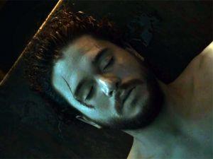 Jon Snow ölmemiş!