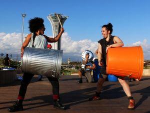 Dünyaca ünlü ritim grubu Stomp, EXPO'da