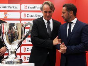 Ziraat Türkiye Kupası'nda final gecesi!